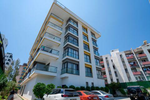 Utmärkt duplex lägenhet till salu i Oba, Alanya