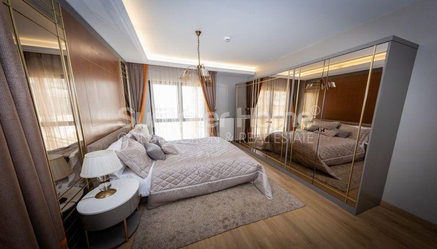 伊斯坦布尔中心的时尚别致公寓 interior - 13