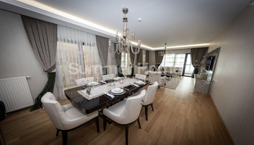 伊斯坦布尔中心的时尚别致公寓 interior - 14