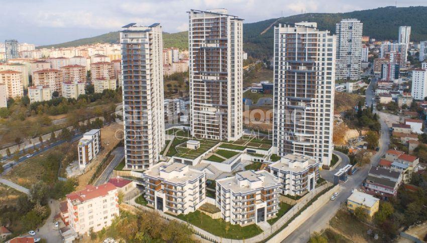 Erstklassige Immobilie in Bahcesehir, Istanbul general - 3