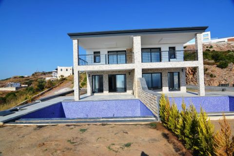 Exquisite Sea View Villa in Bodrum