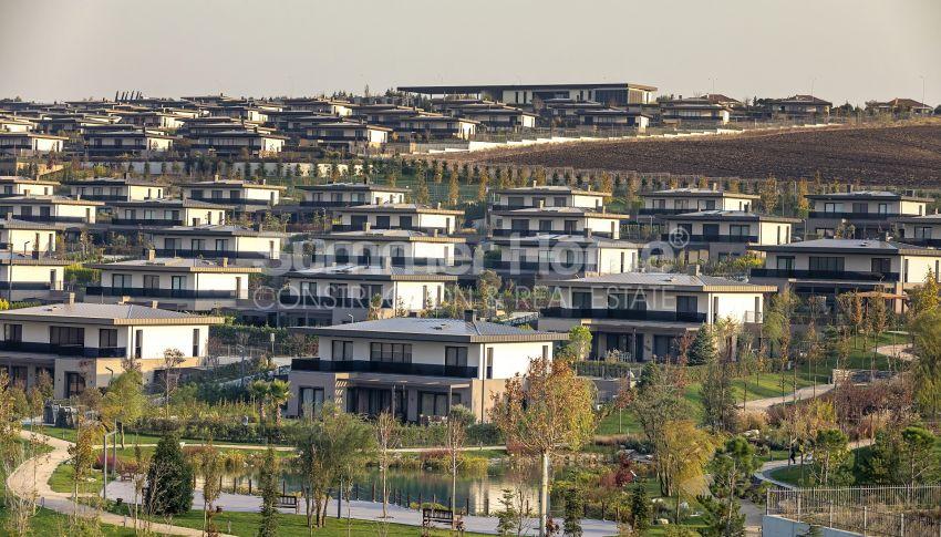 Erstklassige VIP Villen in Büyükcekmece general - 4