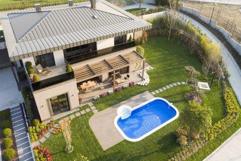 Outstanding VIP villas in Buyukcekmece