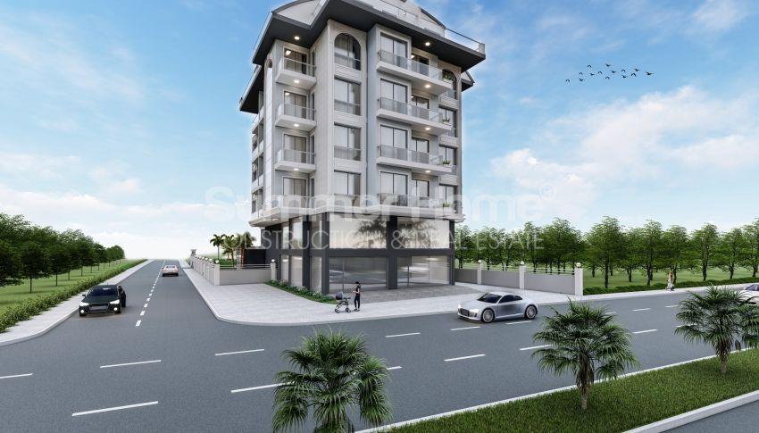 Elegante Meerblick-Wohnungen in Kargicak, Alanya general - 1