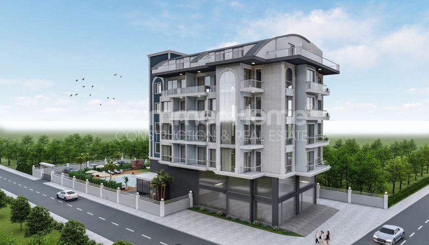Elegante Meerblick-Wohnungen in Kargicak, Alanya general - 3