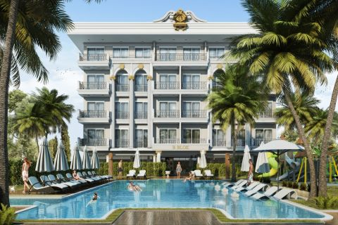 Cheap and luxury apartments in Oba