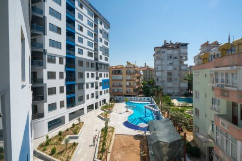Stunning single apartment in Alanya Centre