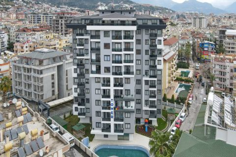 New apartments for sale in centre of Alanya