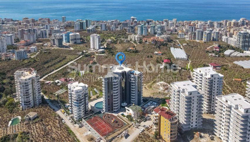 马赫穆特拉尔的宽敞公寓,高速发展地段 general - 1