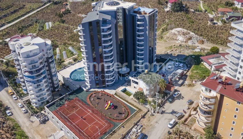 马赫穆特拉尔的宽敞公寓,高速发展地段 general - 2