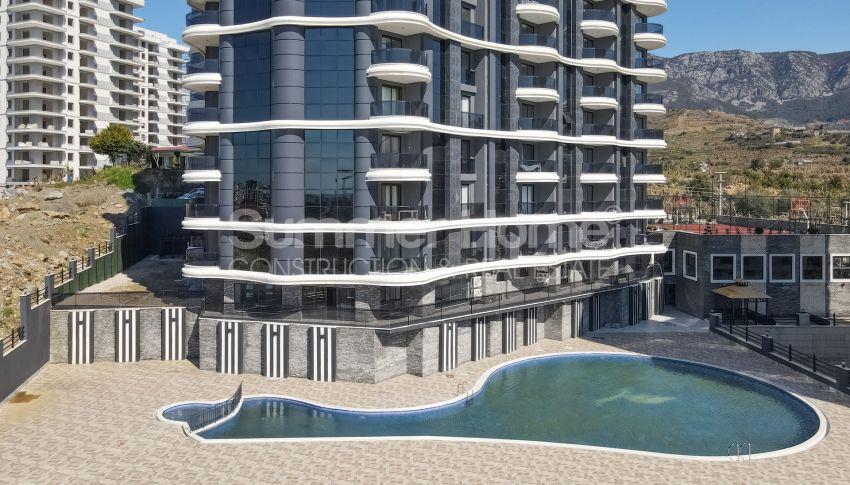 马赫穆特拉尔的宽敞公寓,高速发展地段 general - 4