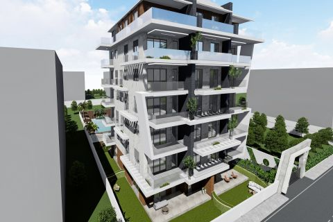 Attractive apartments near the sea in Kestel