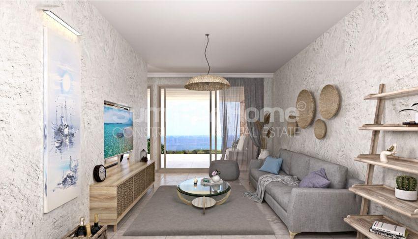 埃森特佩的宽敞公寓,带按摩浴缸 interior - 15