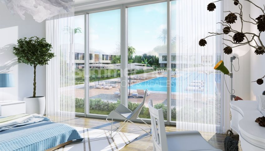 埃森特佩海滨位置的华丽公寓 interior - 10