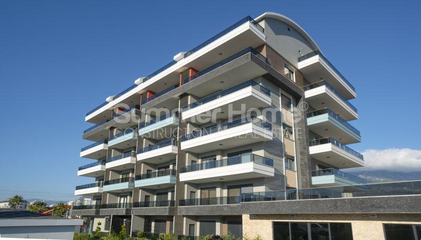 Ruim appartement met een-slaapkamer in Kargicak general - 5