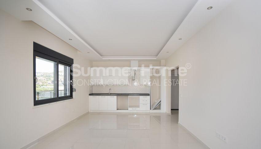 Ruim appartement met een-slaapkamer in Kargicak interior - 8