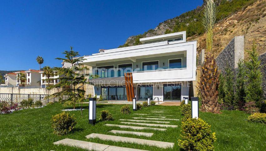 Geräumige Villa mit Meerblick in Bektaş general - 3