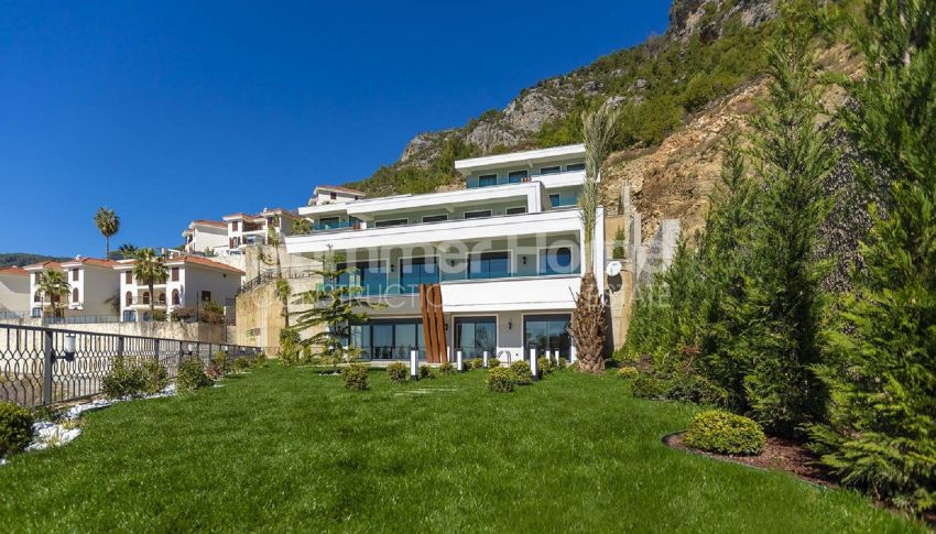 Geräumige Villa mit Meerblick in Bektaş general - 4