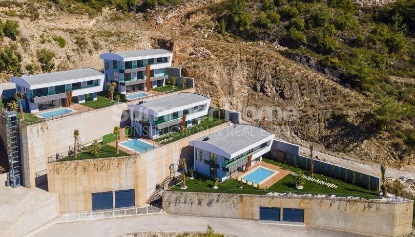 Geräumige Villa mit Meerblick in Bektaş general - 8