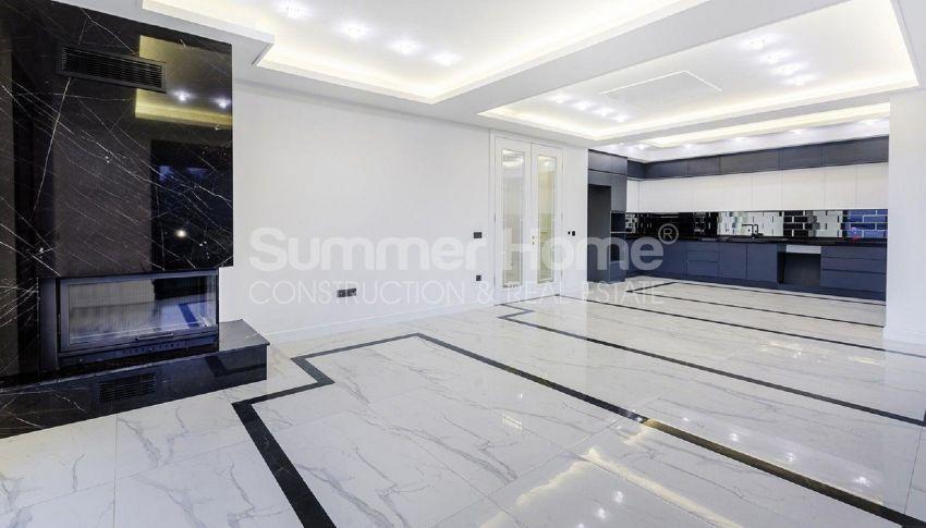 Geräumige Villa mit Meerblick in Bektaş interior - 10