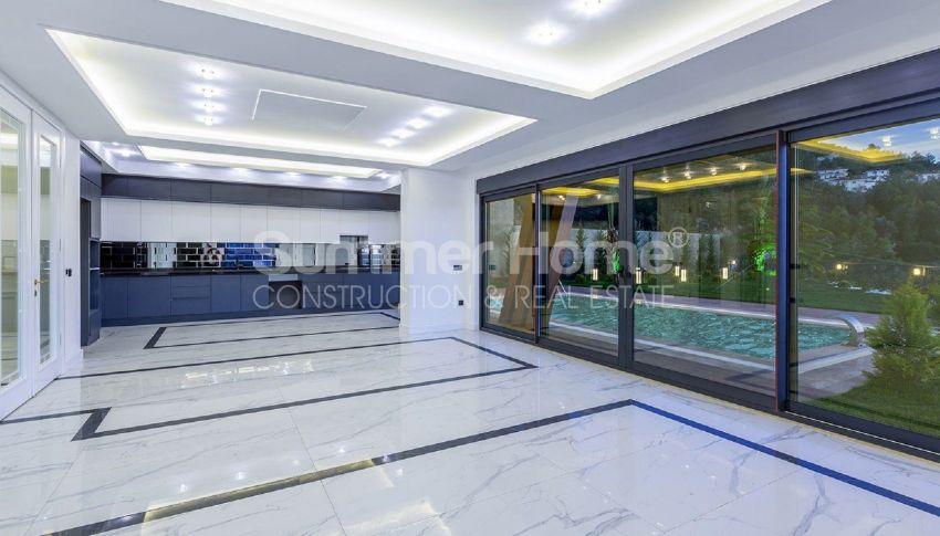 Geräumige Villa mit Meerblick in Bektaş interior - 11