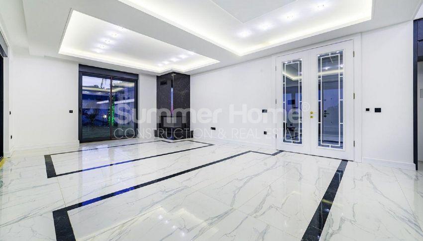 Geräumige Villa mit Meerblick in Bektaş interior - 12