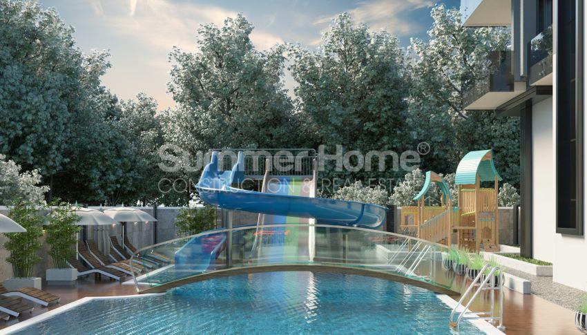 Neue Wohnungen in einer schönen Gegend in Kargicak facility - 7
