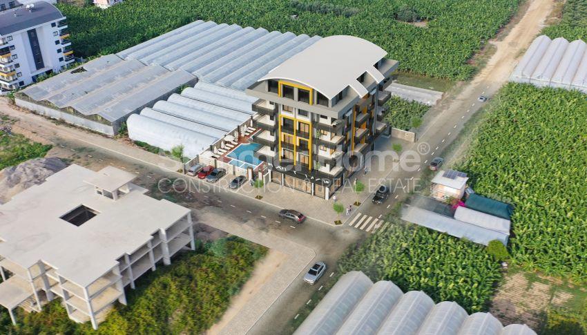 Neue Wohnungen in einer schönen Gegend in Kargicak general - 1