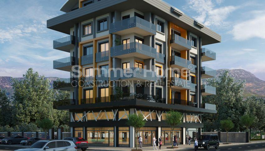 Neue Wohnungen in einer schönen Gegend in Kargicak general - 3