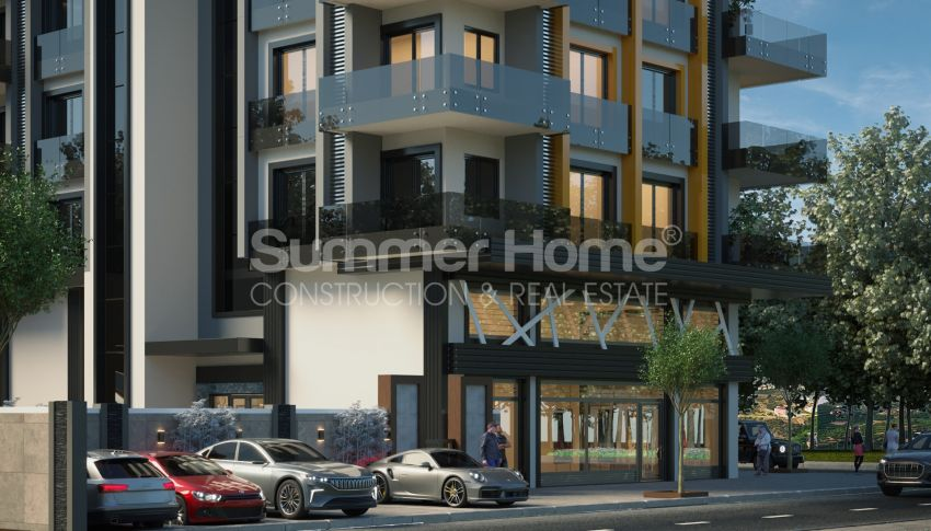 Neue Wohnungen in einer schönen Gegend in Kargicak general - 5
