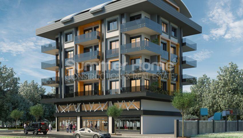 Neue Wohnungen in einer schönen Gegend in Kargicak general - 6