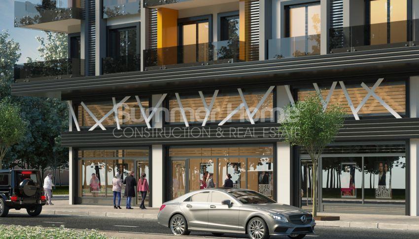 Neue Wohnungen in einer schönen Gegend in Kargicak general - 7