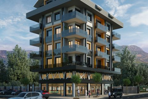 New apartments in a nice neighbourhood in Kargicak