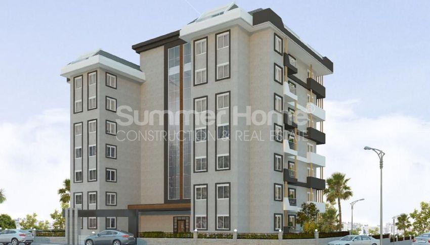 آپارتمانهای مناسب تعطیلات در منطقه آرام آوسالار، آلانیا general - 1