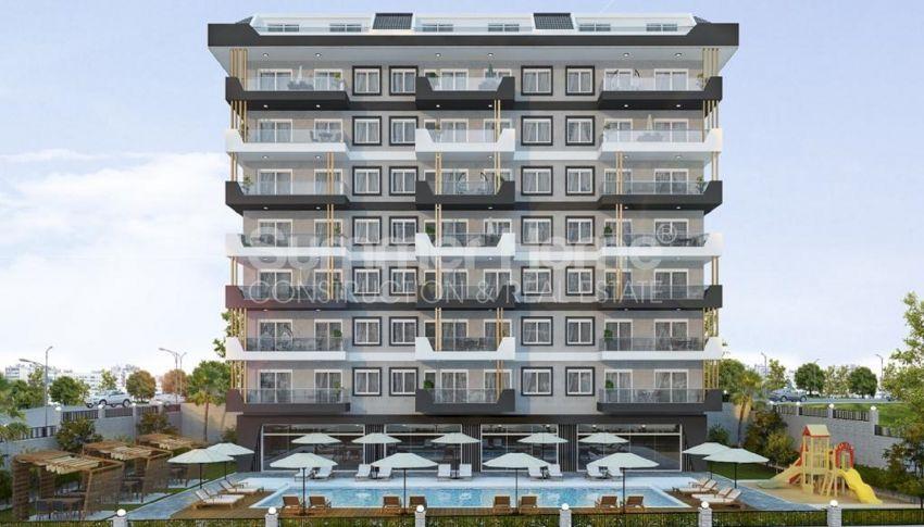 آپارتمانهای مناسب تعطیلات در منطقه آرام آوسالار، آلانیا general - 2