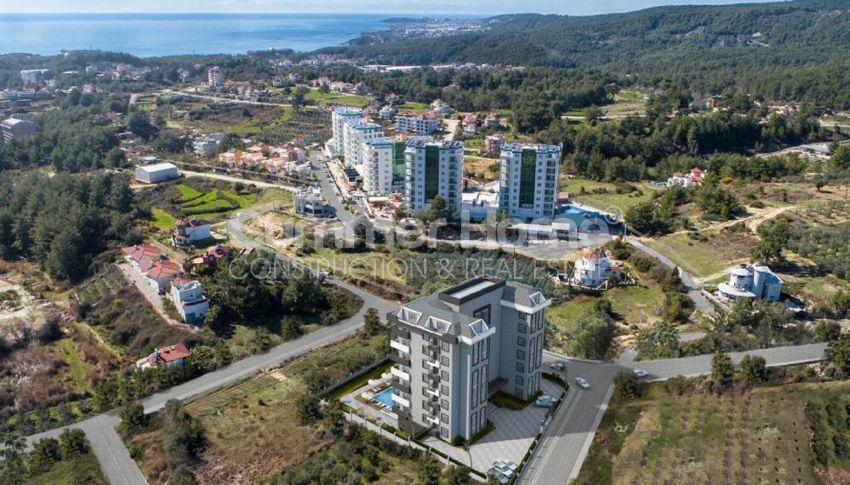 آپارتمانهای مناسب تعطیلات در منطقه آرام آوسالار، آلانیا general - 3