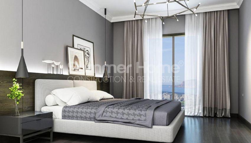 آپارتمانهای مناسب تعطیلات در منطقه آرام آوسالار، آلانیا interior - 4