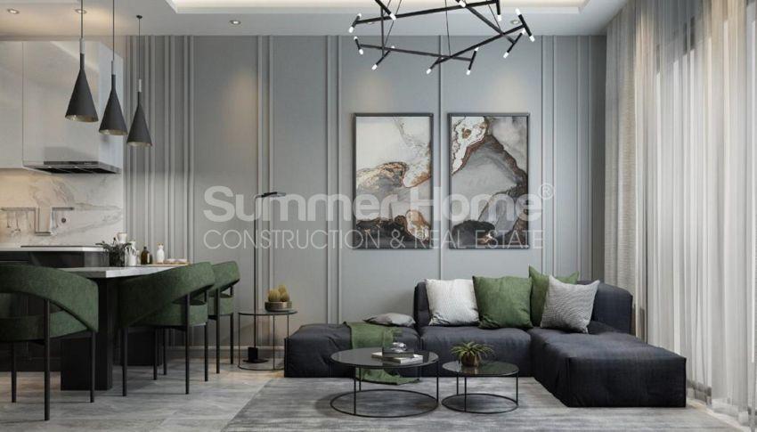آپارتمانهای مناسب تعطیلات در منطقه آرام آوسالار، آلانیا interior - 9