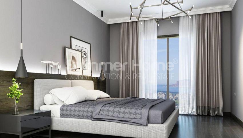 آپارتمانهای مناسب تعطیلات در منطقه آرام آوسالار، آلانیا interior - 11