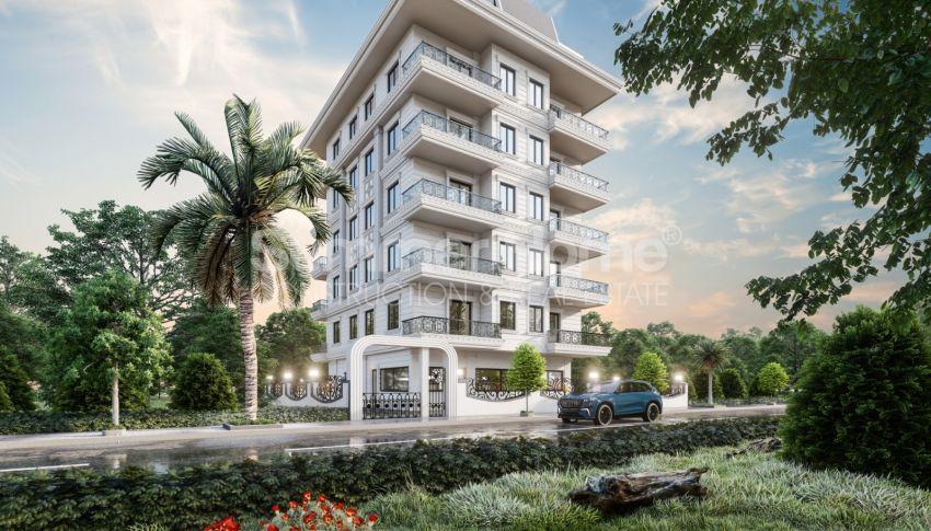 Brandneue Apartments in einer günstigen Gegend in Mahmutlar general - 1