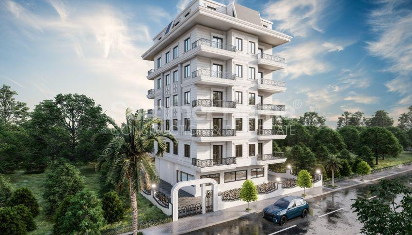 Brandneue Apartments in einer günstigen Gegend in Mahmutlar general - 2