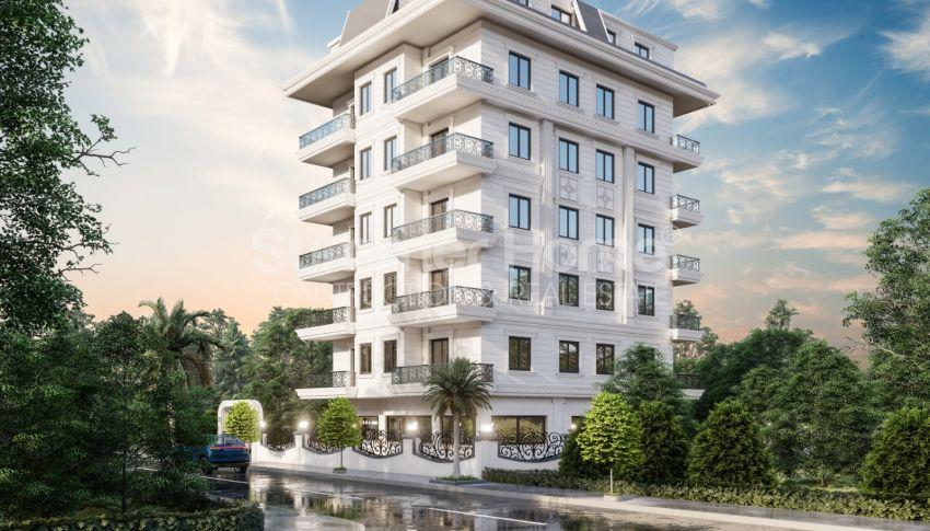 Brandneue Apartments in einer günstigen Gegend in Mahmutlar general - 3