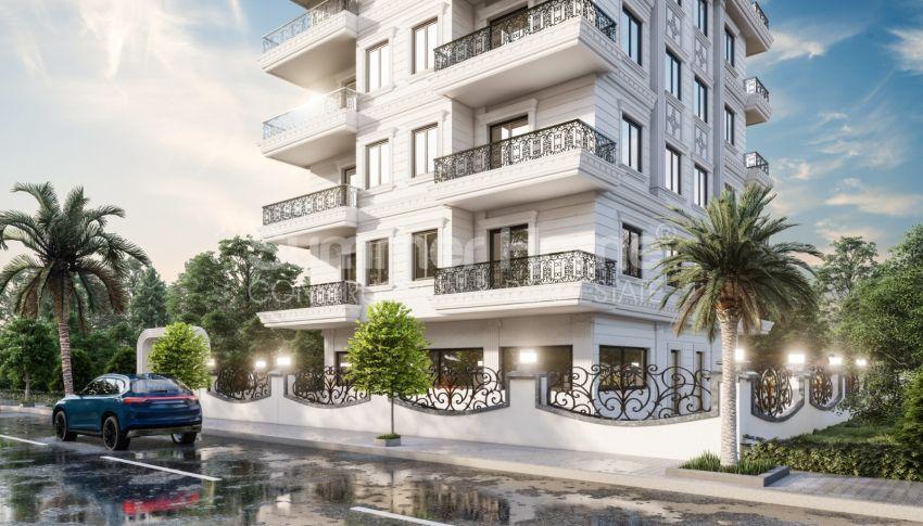 Brandneue Apartments in einer günstigen Gegend in Mahmutlar general - 4