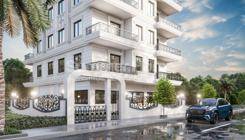 Brandneue Apartments in einer günstigen Gegend in Mahmutlar general - 5