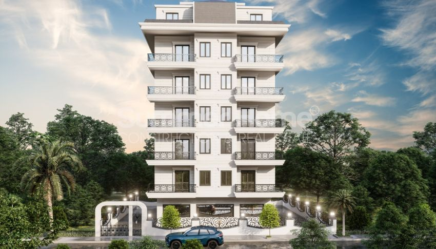 Brandneue Apartments in einer günstigen Gegend in Mahmutlar general - 6