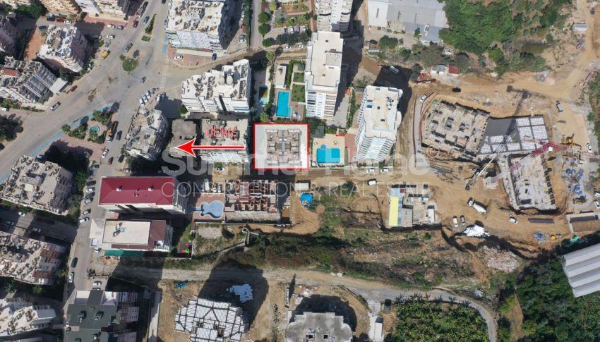 Brandneue Apartments in einer günstigen Gegend in Mahmutlar interior - 8