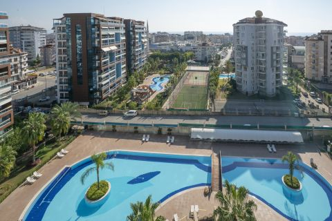 Spacious one-bedroom apartment for rent in cikcilli