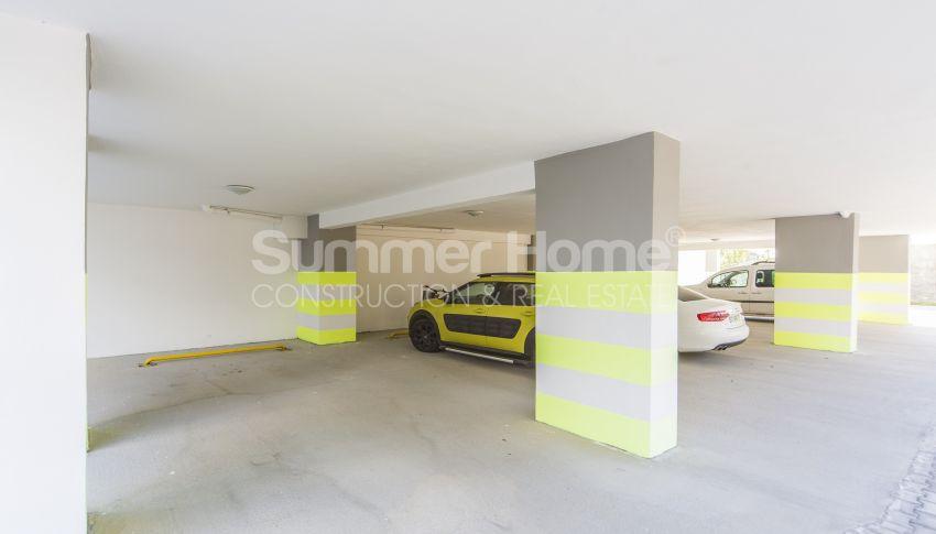 Wohnung mit Poolblick zu vermieten in Kestel, Alanya facility - 20