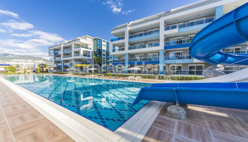 Wohnung mit Poolblick zu vermieten in Kestel, Alanya general - 3