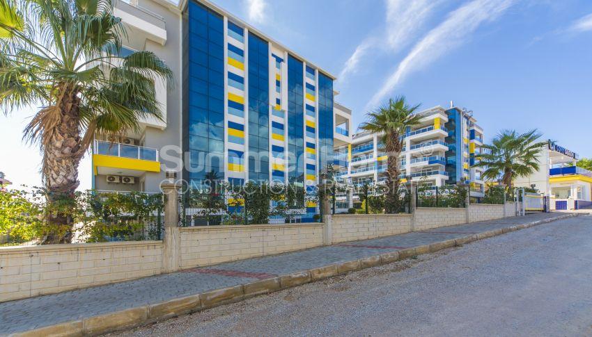 Wohnung mit Poolblick zu vermieten in Kestel, Alanya general - 5